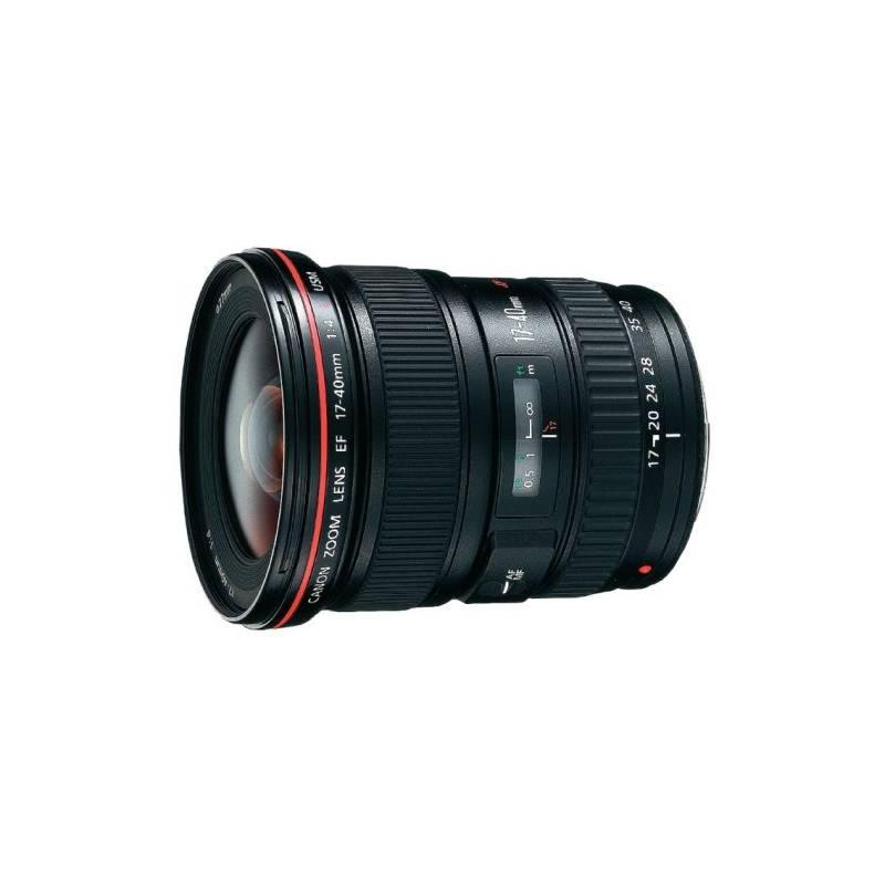 Objektív Canon EF 17-40mm f/4.0 L USM (8806A011AA) čierny + Doprava zadarmo