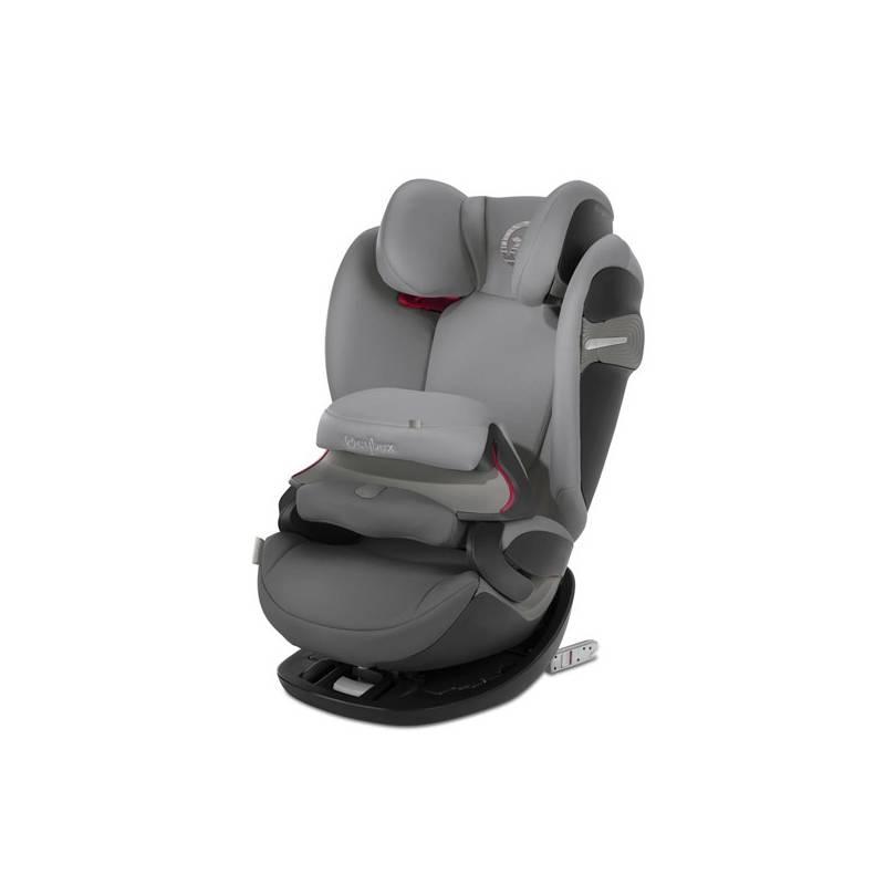 Autosedačka Cybex Pallas S-fix 2018, 9-36kg, Manhattan Grey + Doprava zadarmo