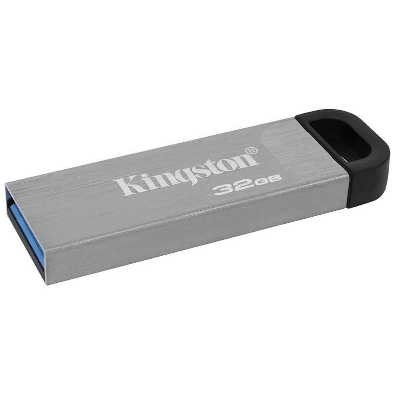 USB flash disk Kingston DataTraveler Kyson 32GB (DTKN/32GB) strieborný