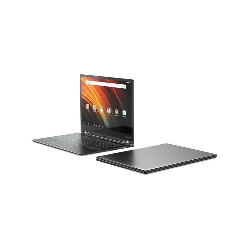 Notebook Lenovo Yoga A12 (ZA1Y0028CZ) sivý Software F-Secure SAFE 6 měsíců pro 3 zařízení (zdarma) + Doprava zadarmo