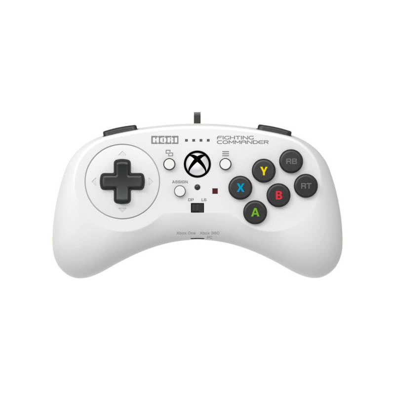 Gamepad HORI Fighting Commander Battlepad pro Xbox One, Xbox 360, PC (ACX322101) biely