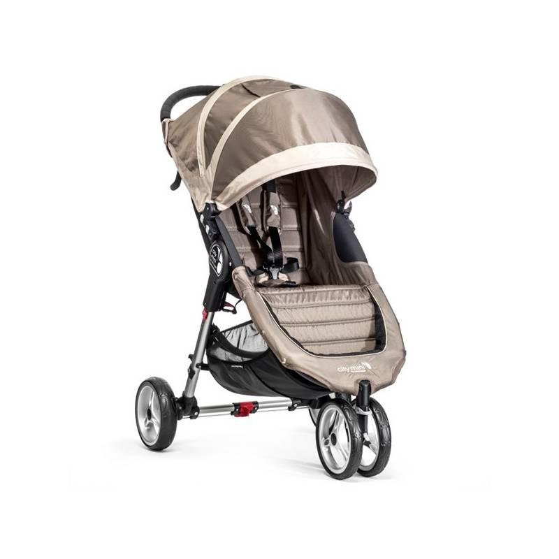 Kočík športový Baby Jogger CITY MINI 2016 Sand/Stone + Doprava zadarmo