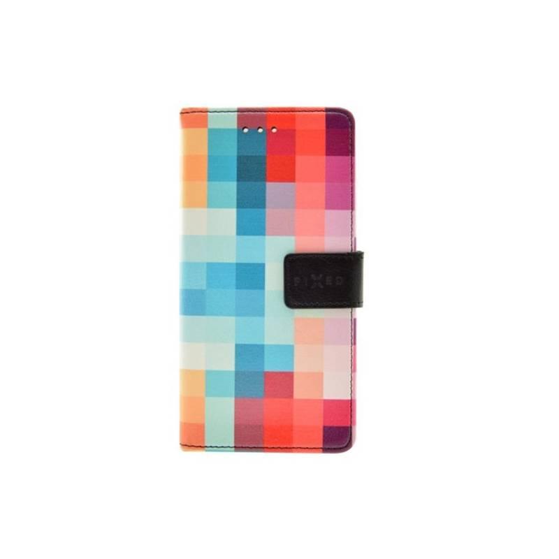 Puzdro na mobil flipové FIXED Opus pro Huawei P9 Lite - dice (FIXOP-83-DI)