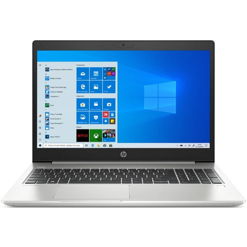 Notebook HP ProBook 450 G7 (8MH57EA#BCM) strieborný