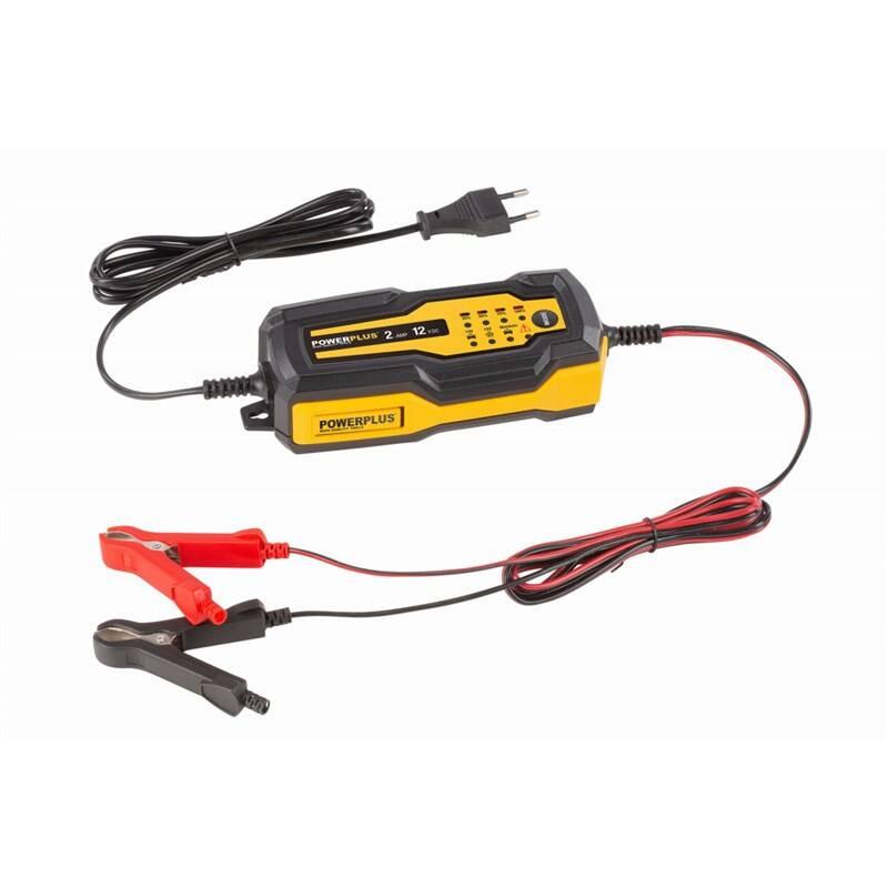 Nabíjačka autobatérií POWERPLUS POWX4201
