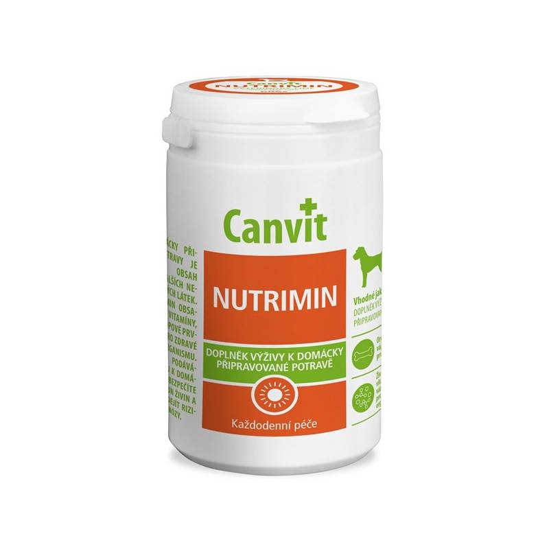 Tablety Canvit Nutrimin pro psy 1000g new
