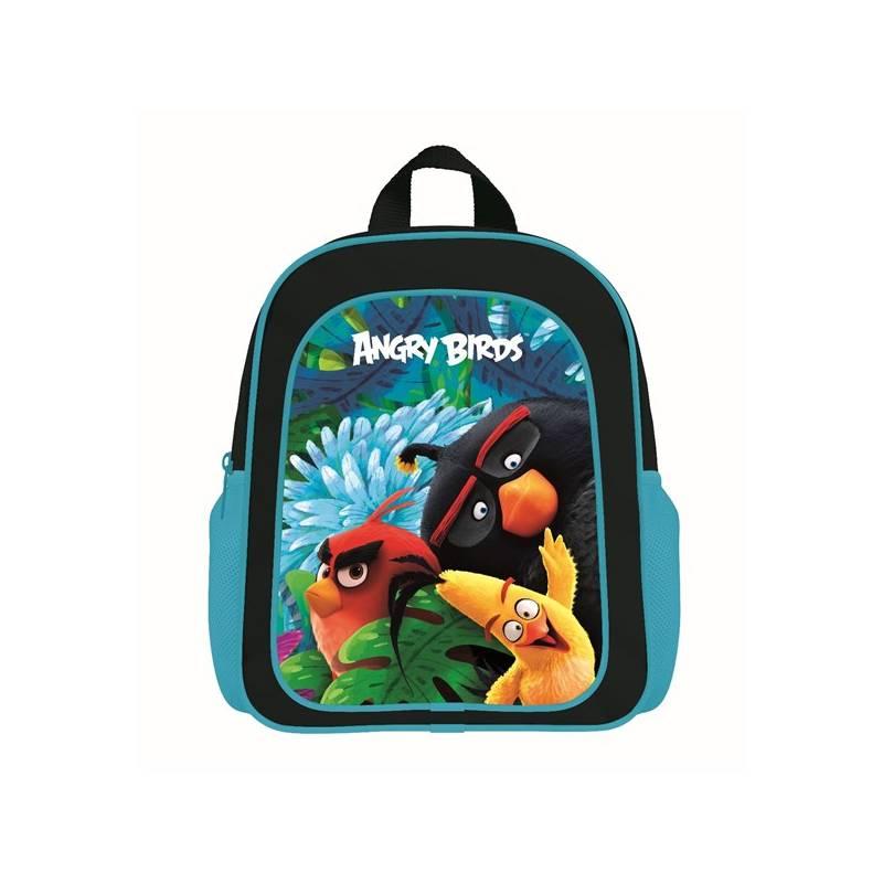 Batoh detský P + P Karton předškolní Angry Birds Movie