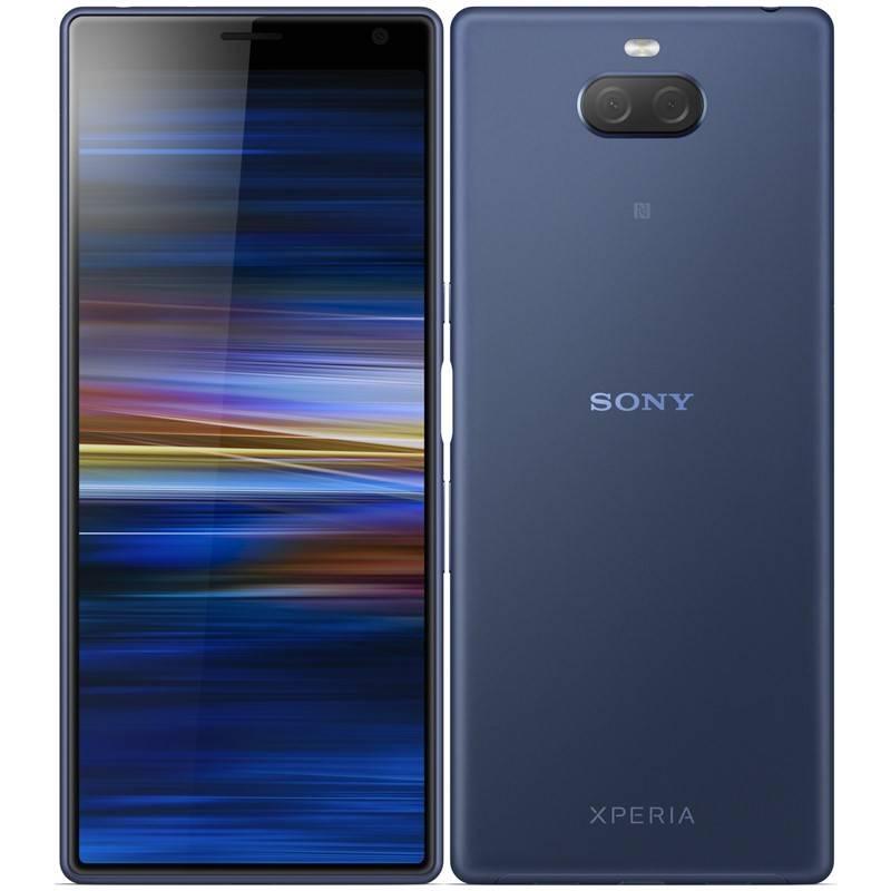 Mobilní telefon Sony Xperia 10 Plus (I4213) Dual SIM (1318-2972) modrý