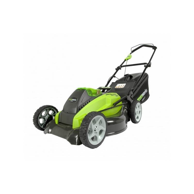 Kosačka Greenworks GD40LM45 (bez baterie) + Doprava zadarmo
