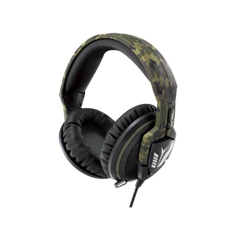 Headset Asus Echelon Forest (90-YAHIA110-UA20-) zelený/hnedý