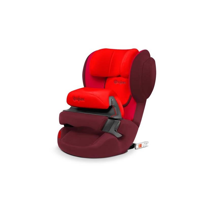 Autosedačka Cybex Juno 2-Fix 2017, 9-18kg, Rumba Red