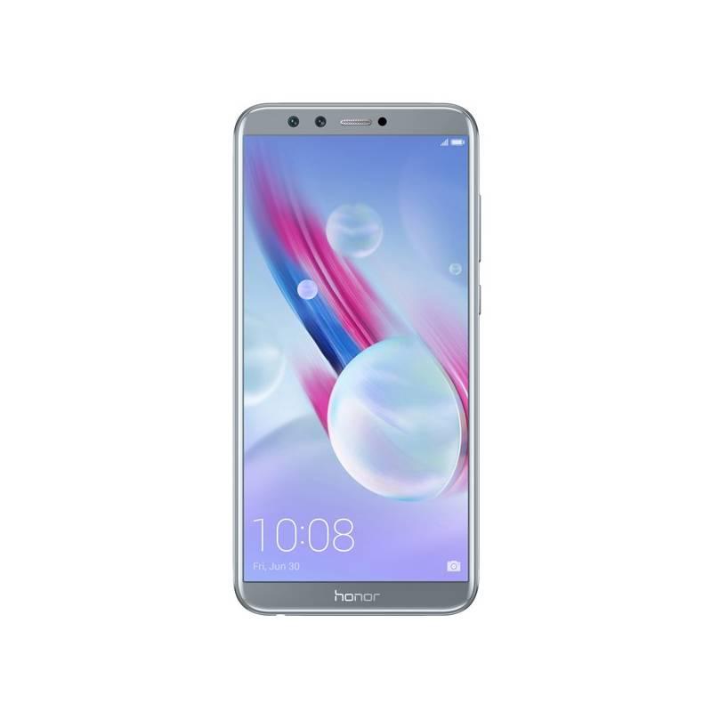 Mobilný telefón Honor 9 Lite Dual SIM (51092CUP) sivý Software F-Secure SAFE, 3 zařízení / 6 měsíců (zdarma)
