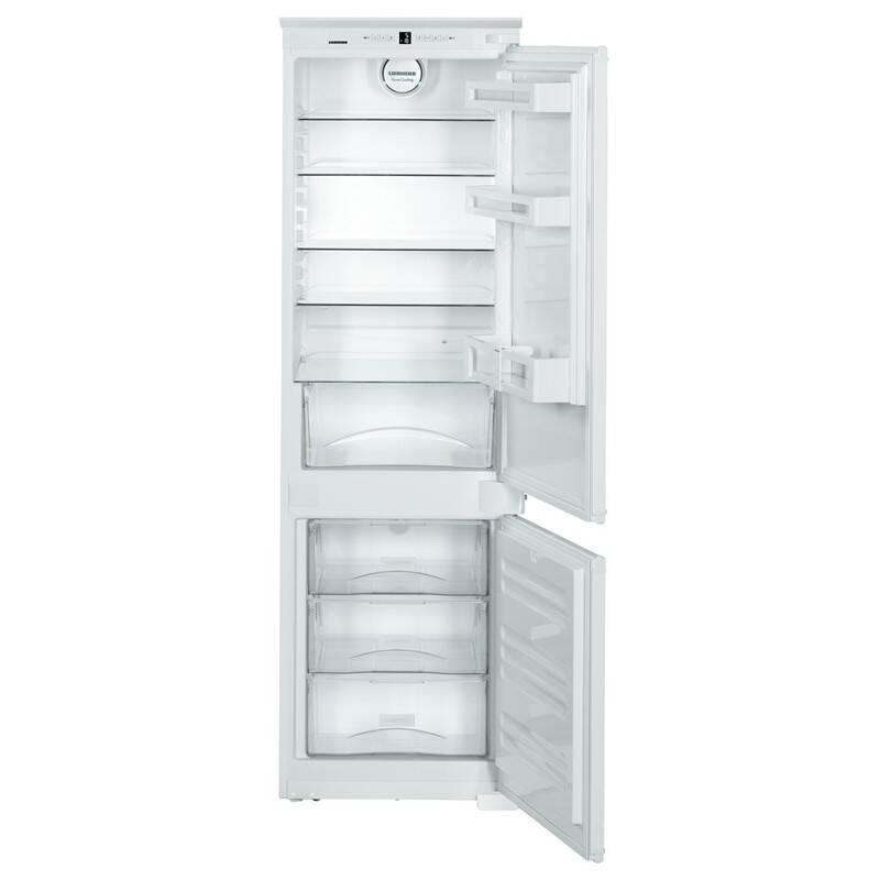 Vstavaná chladnička s mrazničkou Liebherr ICS 3324 biele + Doprava zadarmo