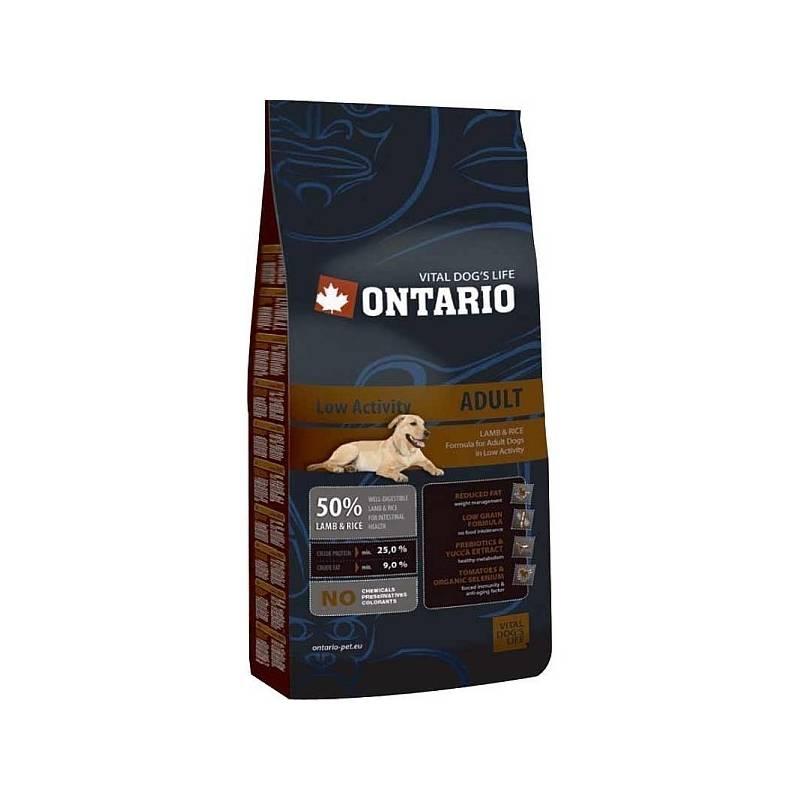 Granule Ontario Low Activity Lamb 13 kg