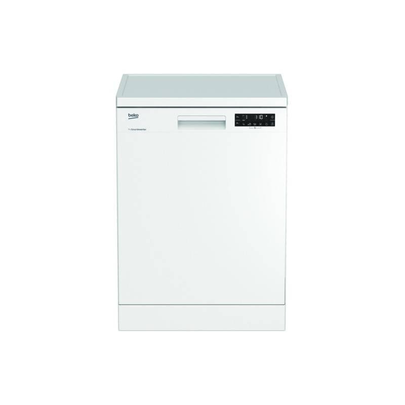 Umývačka riadu Beko DFN 26321 W biela + Doprava zadarmo