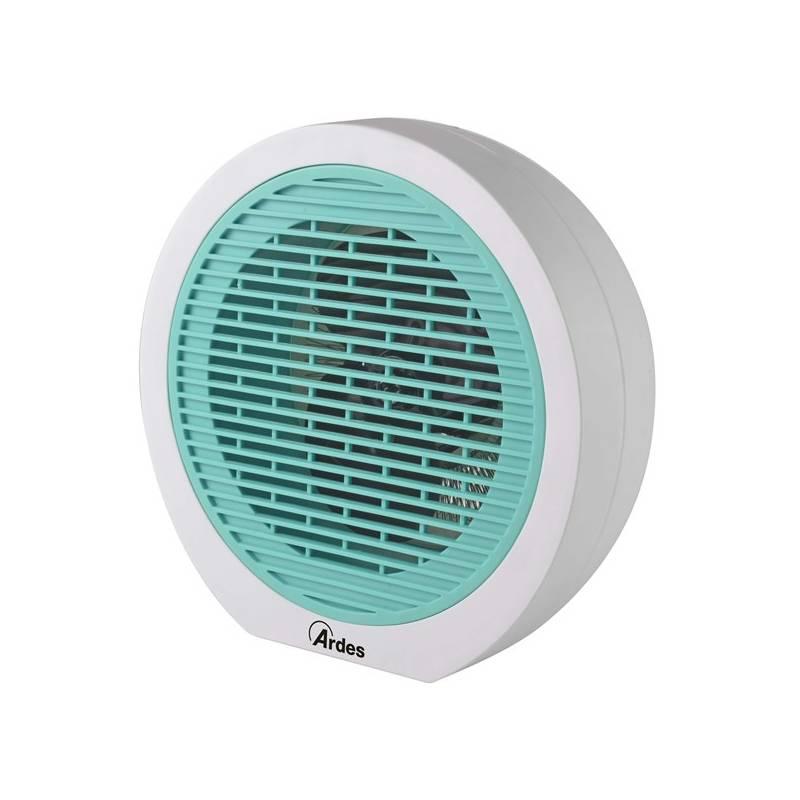 Teplovzdušný ventilátor Ardes 4F04 modrý