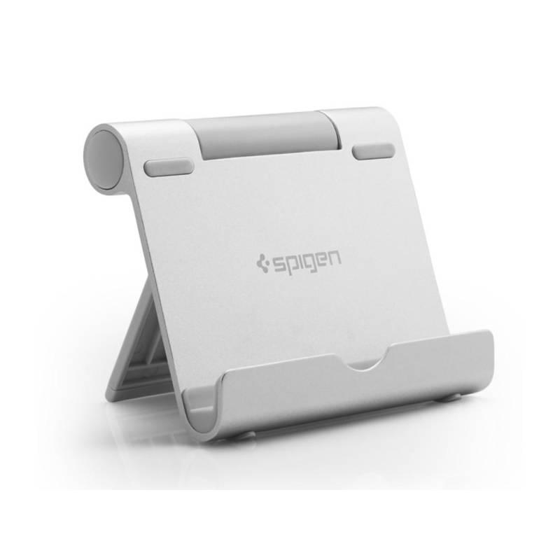 Stojanček Spigen S320 pro telefony a tablety (HOLUNIVTAB-SP) biely