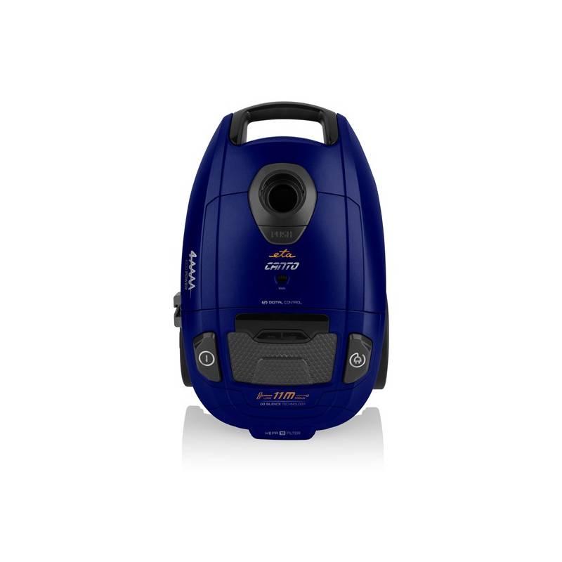Vysávač podlahový ETA Canto II 1492 90010 modrý + Doprava zadarmo