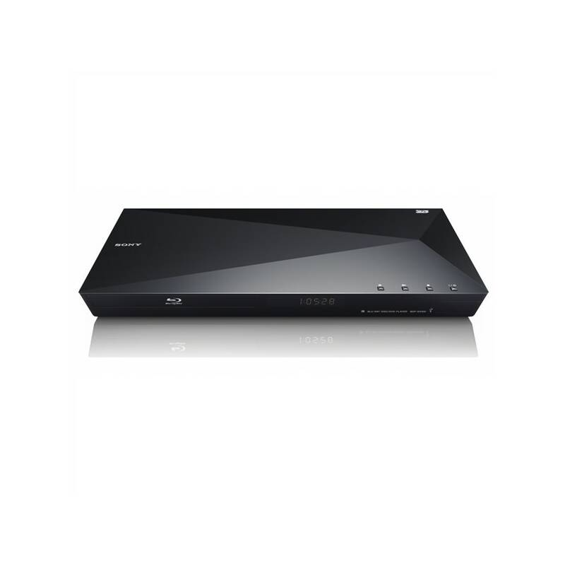 af5770db4 3D Blu-Ray prehrávač Sony BDP-S4100 (BDPS4100B.EC1) čierny   HEJ.sk