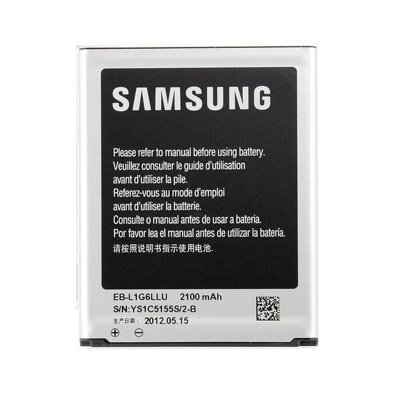 Batéria Samsung pro Galaxy S3/S3 Neo s NFC, Li-Ion 2100mAh (EB-L1G6LLU) (EB-L1G6LLUCSTD)
