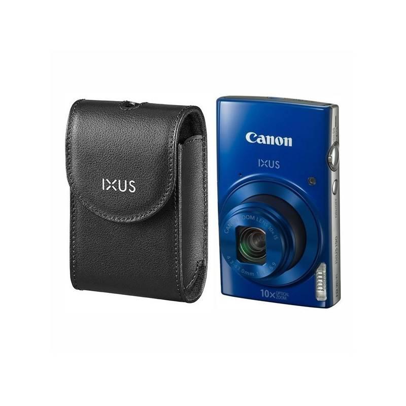 Digitálny fotoaparát Canon IXUS 190 + orig.pouzdro (1800C010) modrý