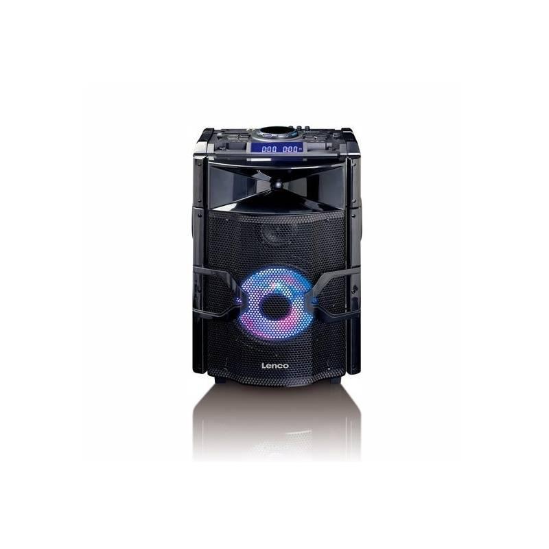 Párty reproduktor Lenco PMX-250 (lpmx250) čierny