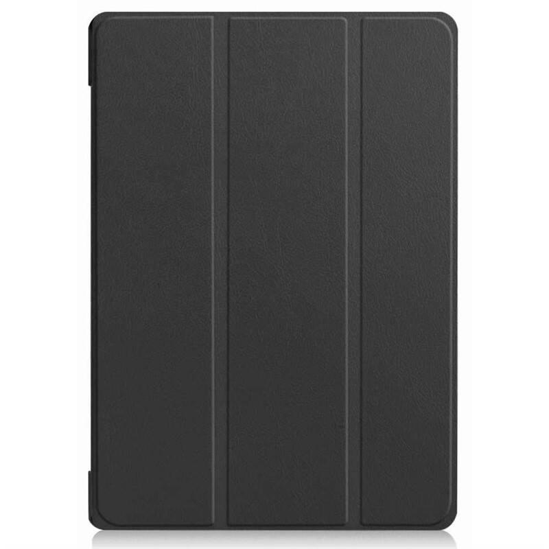 Púzdro na tablet Tactical Tri Fold na Apple iPad Air 3 (2019) / iPad Pro 10.5 čierne