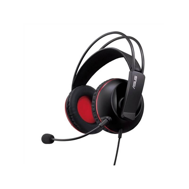 Headset Asus Cerberus Gaming (90YH0061-B1UA00) čierny