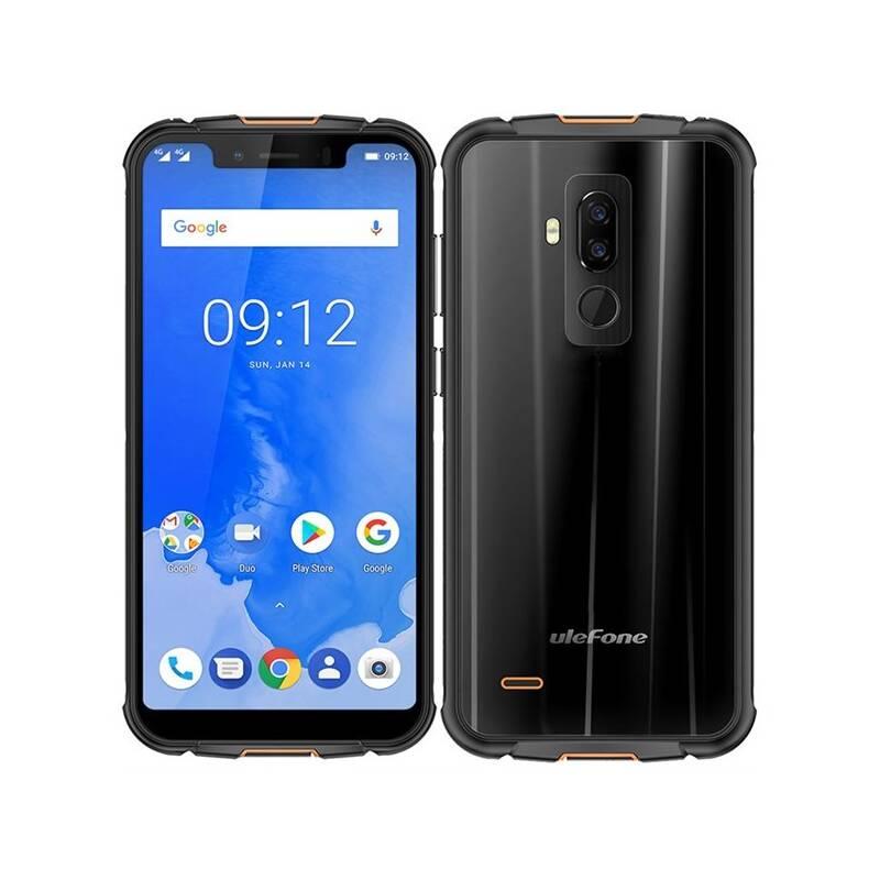 Mobilný telefón UleFone Armor 5 Dual SIM 64 GB (ULE000091) čierny