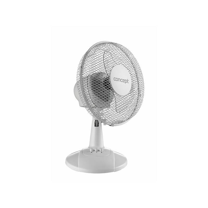 Ventilátor stolový Concept VS5020 biely