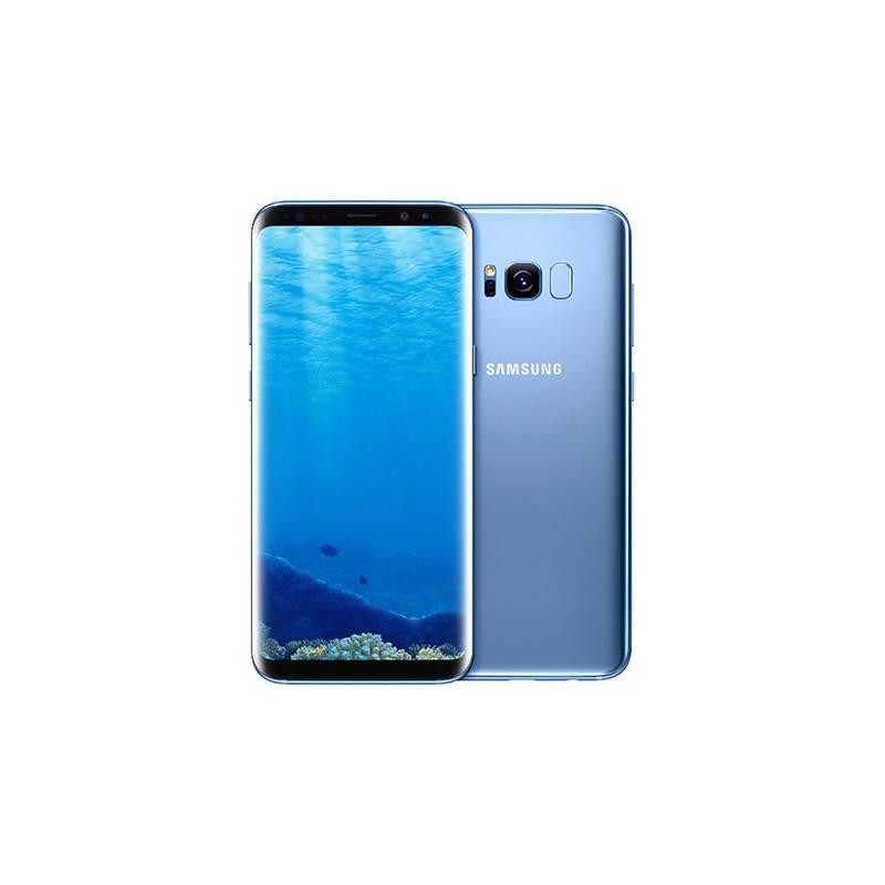 Mobilný telefón Samsung Galaxy S8+ - Blue (SM-G955FZBAETL ) Software F-Secure SAFE, 3 zařízení / 6 měsíců (zdarma) + Doprava zadarmo
