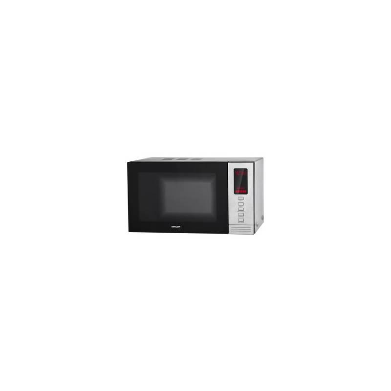 Mikrovlnná rúra Sencor SMW 6420DS čierna/strieborná