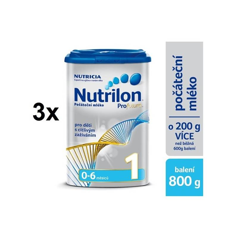 df04fda83b8 Kojenecké mléko Nutrilon 1 Profutura od 0. měsíce