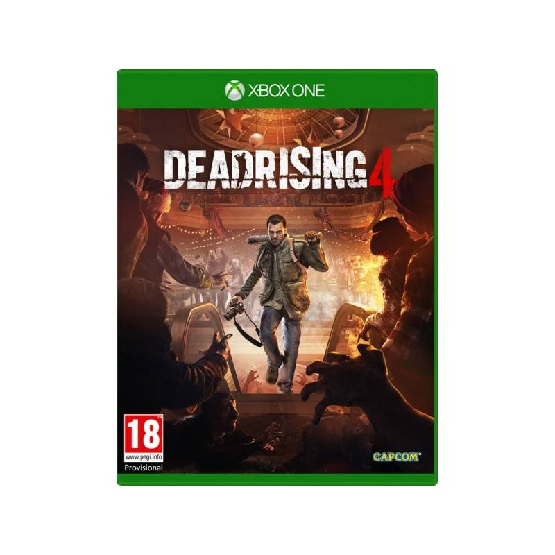 Hra Microsoft Xbox One Dead Rising 4 (6AA-00015)
