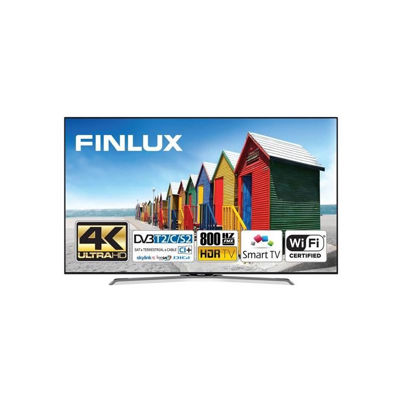 Televízor Finlux 43FUC8060 čierna + Doprava zadarmo