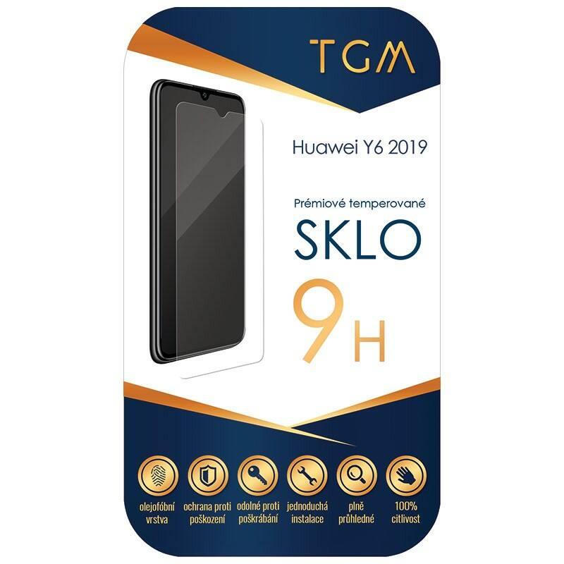 Ochranné sklo TGM pro Huawei Y6 (2019) (TGM-HUAY619)