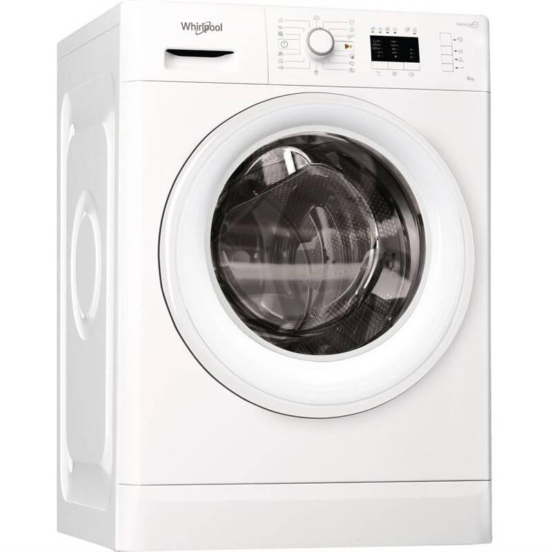 Práčka Whirlpool FreshCare+ FWL 61452W EU biela + Doprava zadarmo