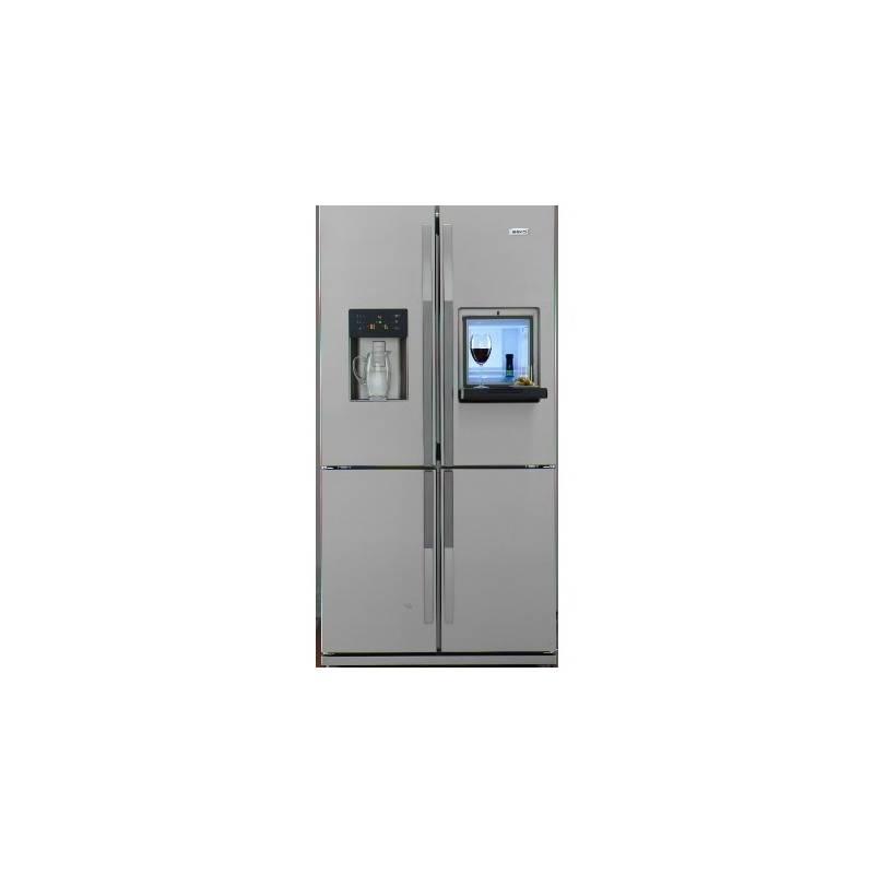 Kombinácia chladničky s mrazničkou Beko GNE 134630X nerez + Doprava zadarmo
