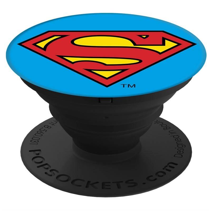 Držiak na mobil PopSockets DC COMICS Superman Icon