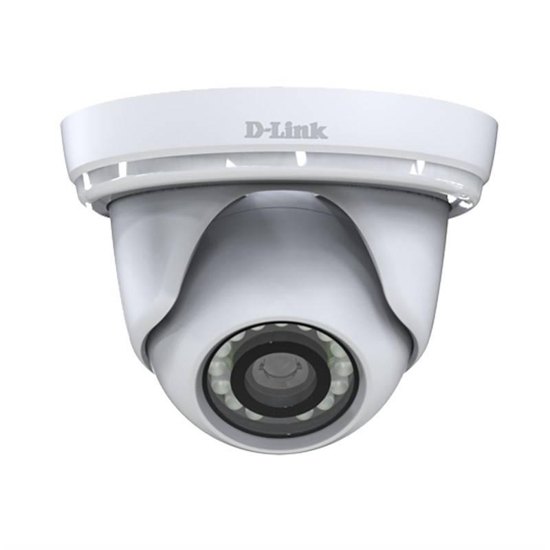 IP kamera D-Link DCS-4802E (DCS-4802E) bílá