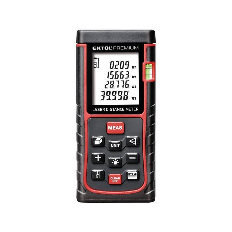 Laserový dálkoměr EXTOL PREMIUM 8820043