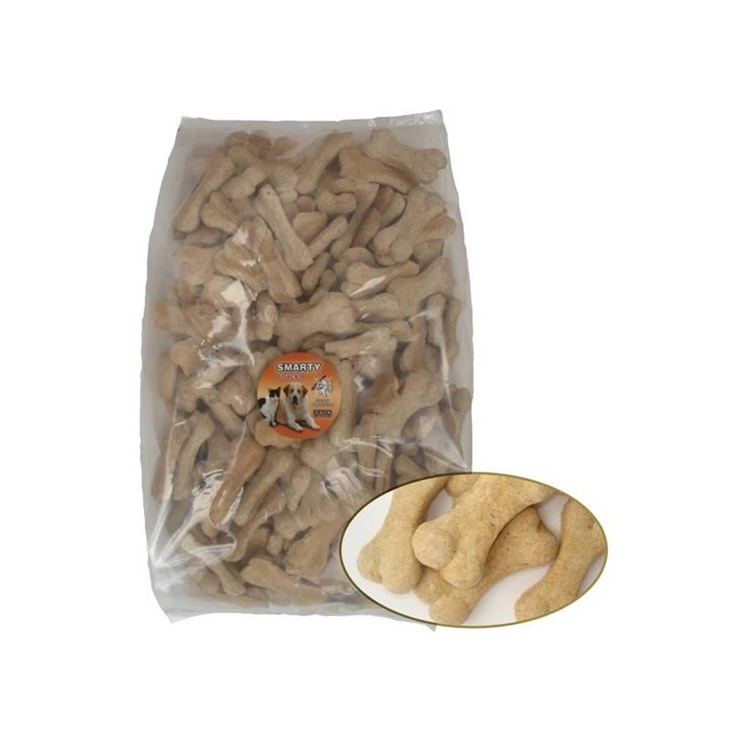 Pochúťka Smarty BISCO FOOD 2,5kg pytel / vanilková kost