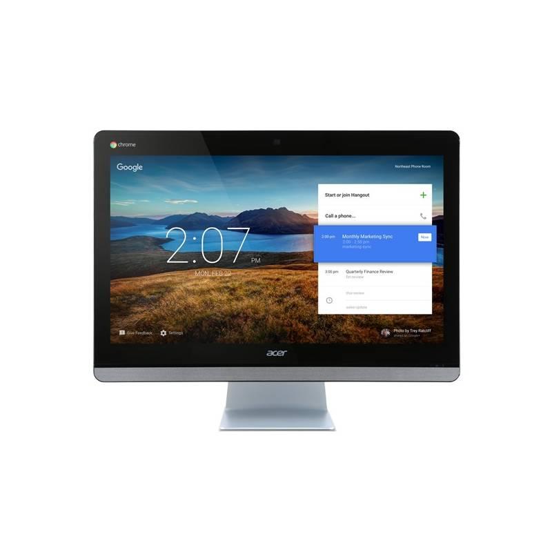 PC all in-one Acer Chromebase CA24I Wb3215U 65W (DQ.Z0EEC.001) čierny/strieborný Software F-Secure SAFE 6 měsíců pro 3 zařízení (zdarma) + Doprava zadarmo