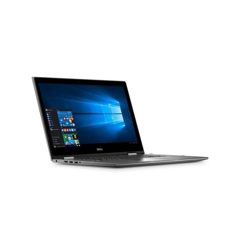 Notebook Dell Inspiron 15z 5000 (5579) Touch (5579-08526) sivý Software F-Secure SAFE, 3 zařízení / 6 měsíců (zdarma) + Doprava zadarmo