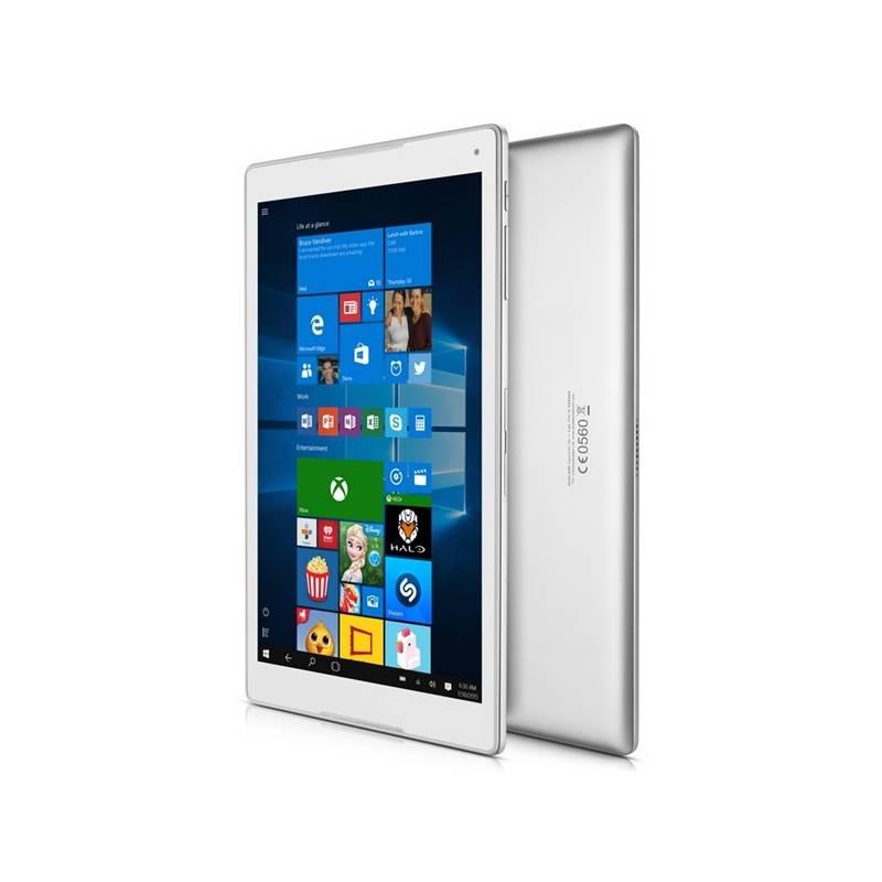 Tablet ALCATEL PLUS 10 LTE + klávesnice (8085-2CALCZ1-1P) strieborný Software F-Secure SAFE, 3 zařízení / 6 měsíců (zdarma)