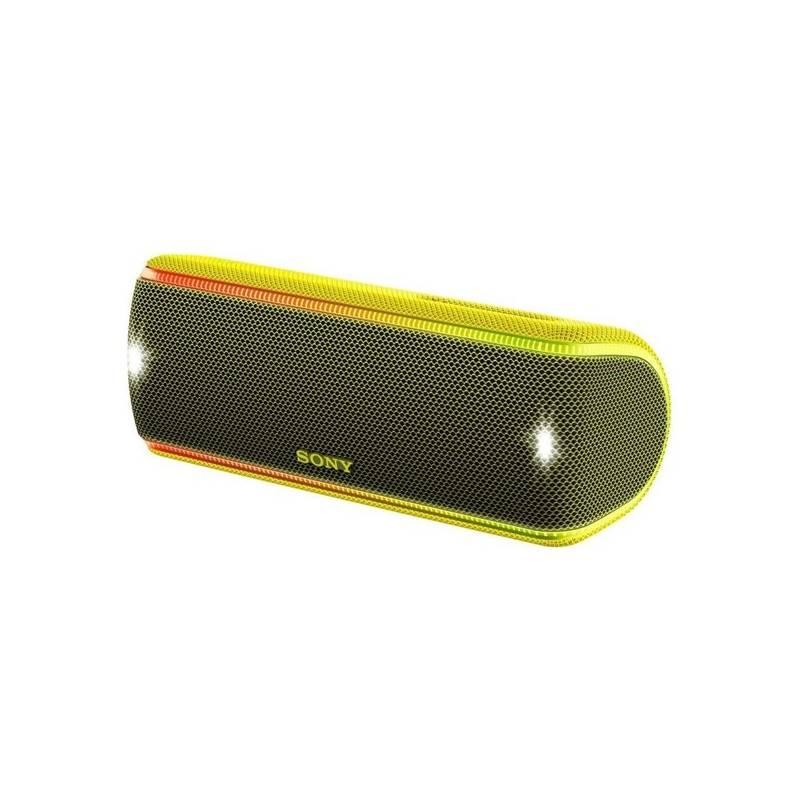 Prenosný reproduktor Sony SRS-XB31 (SRSXB31Y.CE7) žltý