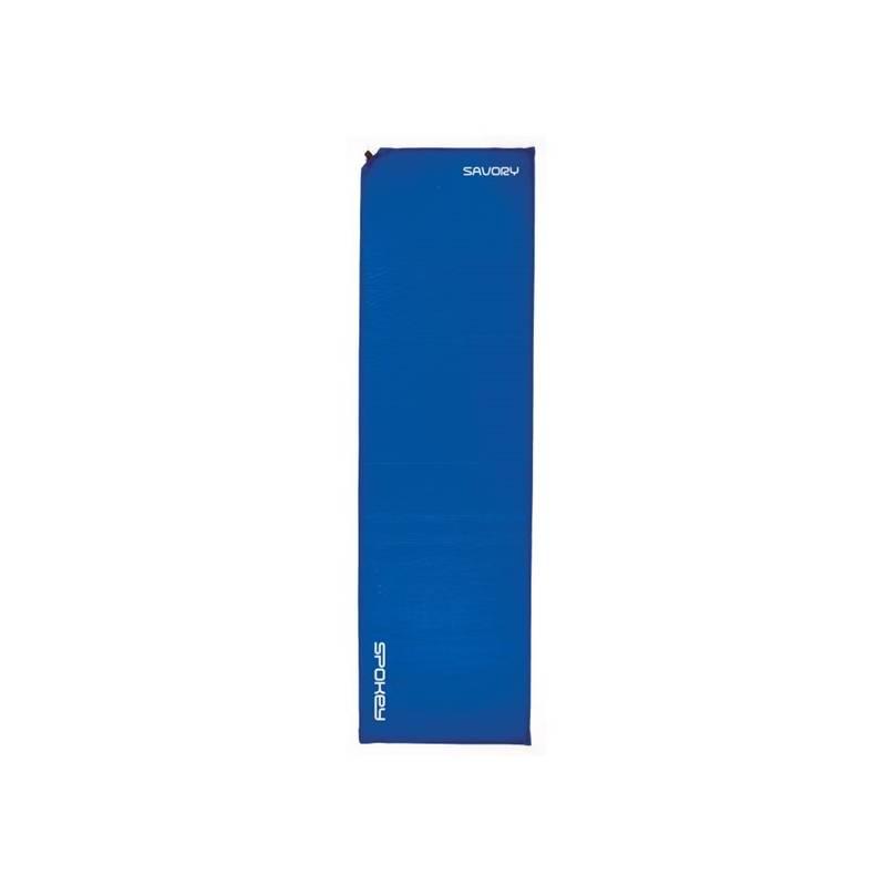Karimatka samonafukovacia Spokey SAVORY BLUE 2,5 cm modrá + Doprava zadarmo