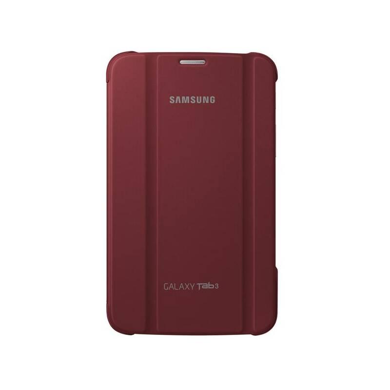 """Púzdro na tablet Samsung EF-BT210BR pro Galaxy Tab 3 7"""" (EF-BT210BREGWW) červené"""