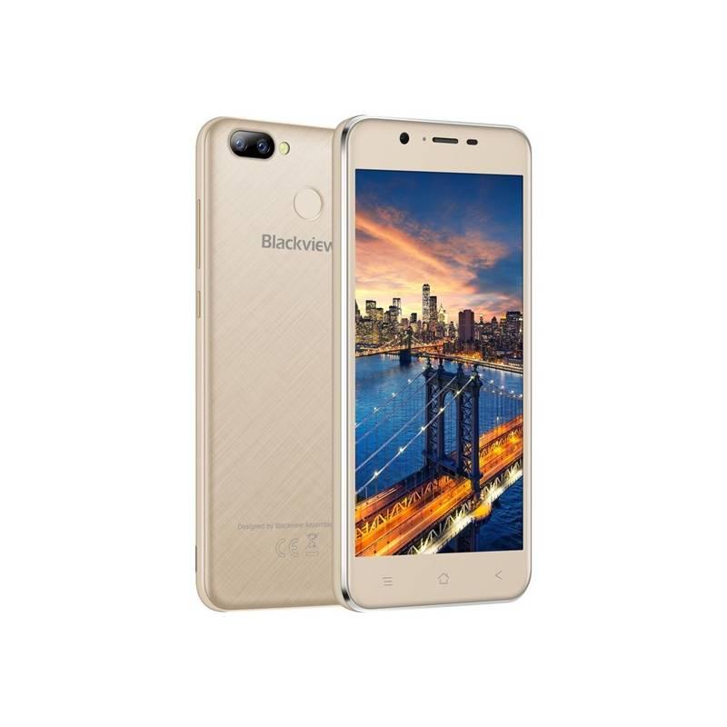 Mobilný telefón iGET BLACKVIEW GA7 Pro (84000422) zlatý Software F-Secure SAFE, 3 zařízení / 6 měsíců (zdarma)