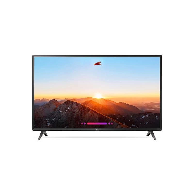 Televízor LG 50UK6300MLB čierna + Doprava zadarmo